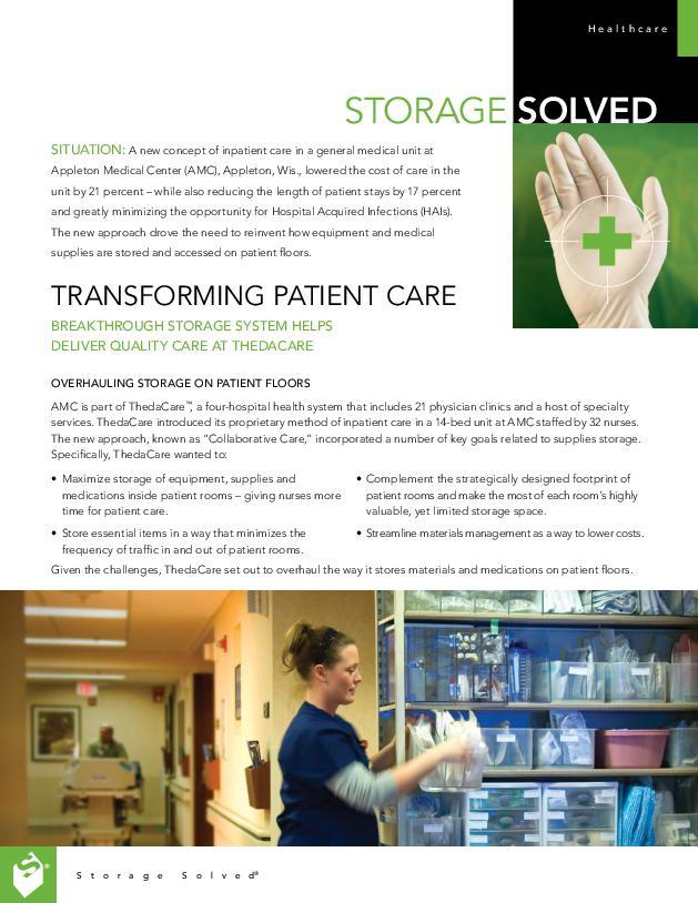CoreStor® Nurse Server