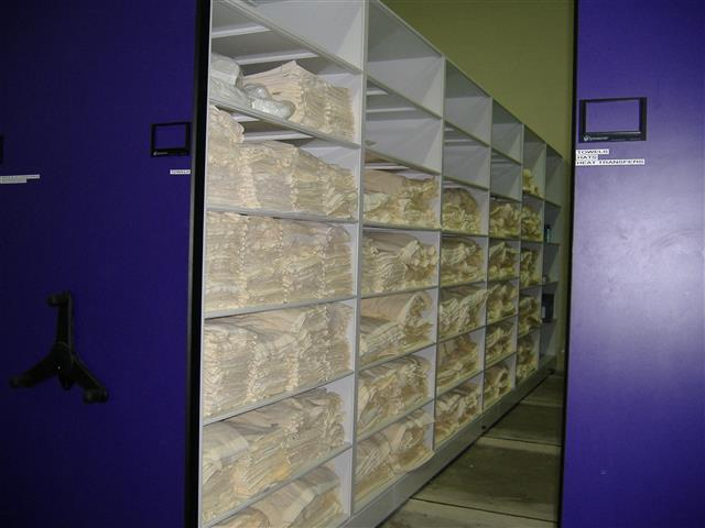 LSU Football Equipment Storage Athletic Storage Equipment Collegiate Louisiana State University Education Athletic Equipment Storage Athletic Storage Football Equipment Storage Mobile Shelving High Density Shelving High Density Storage Static Shelving 4Post & CaseType Shelving 4post Shelving